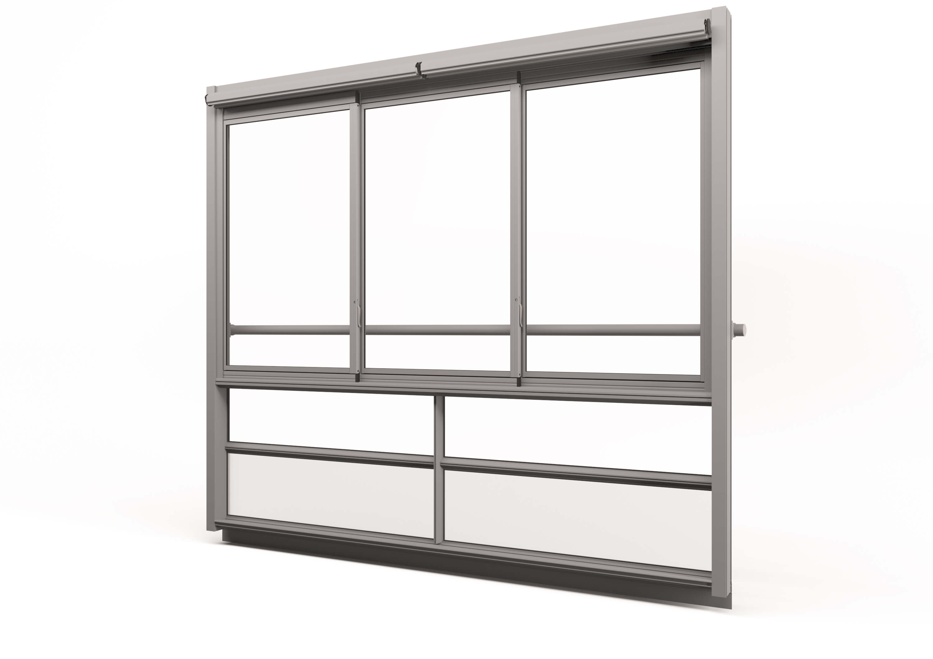 Framed window – Twin®