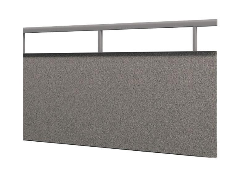 Aluminium railing – Steni