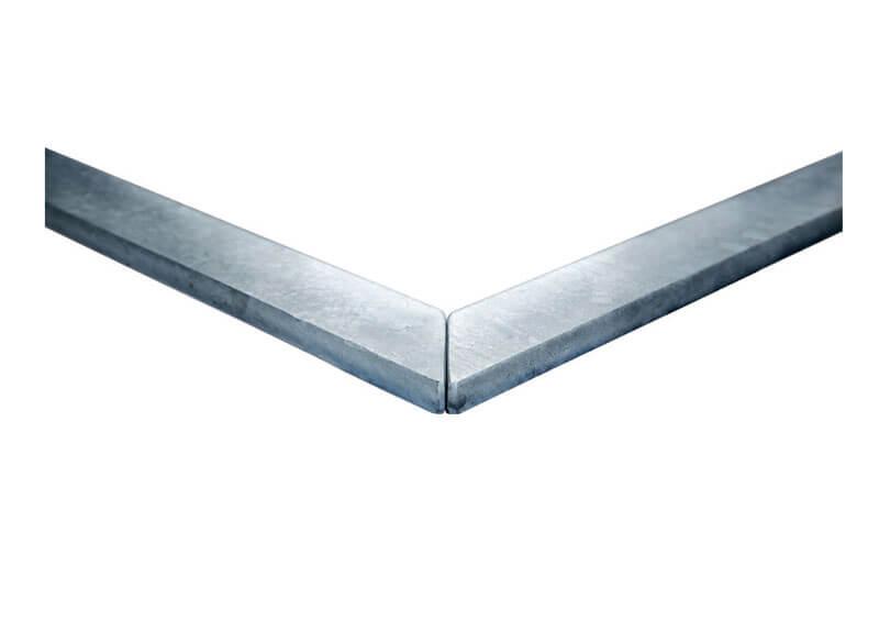 Flat handrails